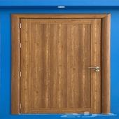 أبواب داخليه  فيبر wpc