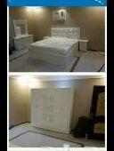 غرف نوم وطني جديد ست قطعة 1800ريال