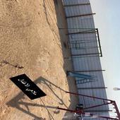 مخيم للاجار شرق الرياض