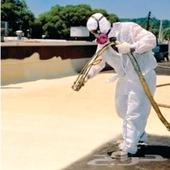 شركة عزل فوم حرارى مائي عزل أسطح شينكو