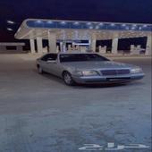 شبح بنز مرسيدس 1996 حجم 320