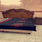 مكيف وغرفة نوم