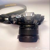 Nikon 5300D من دون ذاكرة و من دون شاحن ة