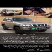 للبيع باترول 2012 صوره موجود كامل تفاصيل