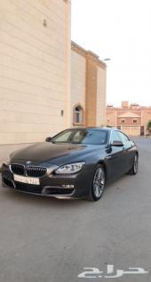 BMW 640i موديل 2014