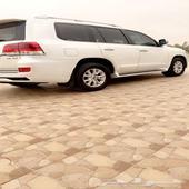 جيب لاندكروزر VX_R رقم واحد سعودي