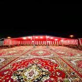 مخيم قسم شباب للايجار - بريمان