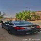 للبدل او البيع BMW 730 مواصفات خاصه
