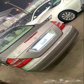 جده - السيارة  مرسيدس - E