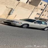 جدة - السيارة  فورد - جراند
