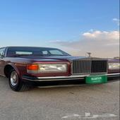 رولس رويس سلفر سبيرت Rolls Royce silver spirit 1988