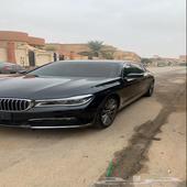 2018 730 BMW فل