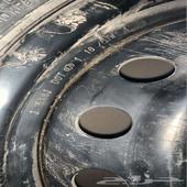 جنوط مقاس15 مع كفرات الجنوط جنوط الوكاله ولكفرات جدد