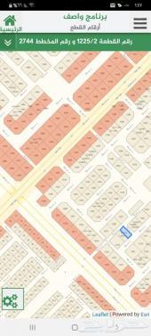 رأس بلك سكني للبيع في مخطط عريض
