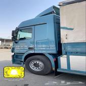 للبيع شاحنة مرسيدس 2544 موديل 2010 نقل خاص