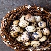 بيض سمان (للأكل)