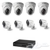 كاميرات مراقبة بأفضل الأسعار بجدة