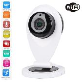 تفاصيلالتقييمات (3)  كاميرا مراقبة IP داخليه