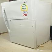 ثلاجة LG نظيفة جداا. ((تم البيع ))