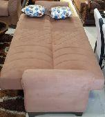 طقم كنب كلاسيك يصبح سرير صناعة تركيه