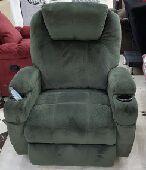 كرسي المساج الطبي جديد بالكرتون