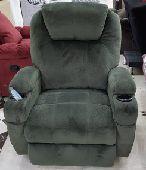 كرسي مساج الطبي جديد بالكرتون خامه ممتازه وجو