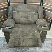 كرسي استرخاءطبي مزود بنظام مساج للظهر والقعدة
