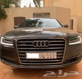 Audi A8 - 2016 - شبة جديدة