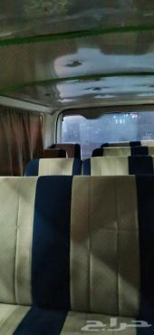 باص هايس 2009 ركاب
