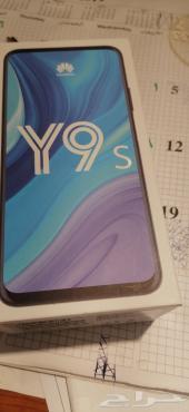 هواوي y9s استخدام شهر كامل أغراضه للبدل