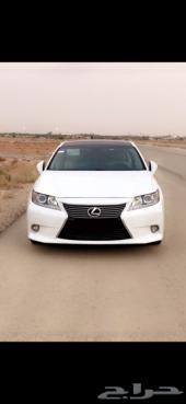 للبيع لكزس es سعودية موديل 2013