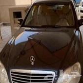 سيارة مرسيدس 2002