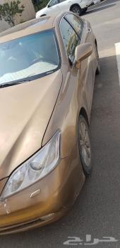لكزس2007 فل كامل es350 سعودي