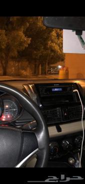 مسجل تويوتا يارس درج  يركب على اغلب السيارات