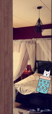 سرير نفرين مع مرتبه للبيع