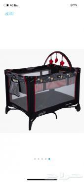 سرير اطفال استخدام اقل من شهر