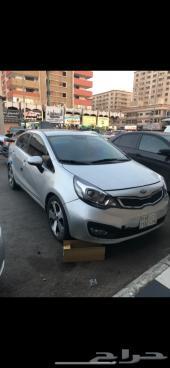 كيا ريو 2012 فل بدون فتحه سقف