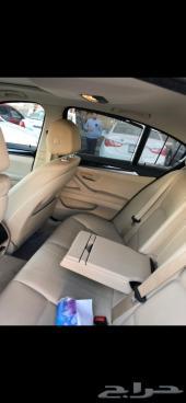 BMW 520i - 2015 ضمان الناغي لمدة سنة