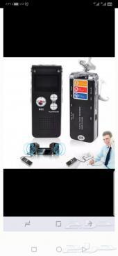 جهاز تسجيل صوتي