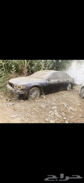 BMW بي ام دبليو 2004 - تشليح
