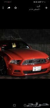 موستنج 2013 موصفات أمريكي جلد احمر ممشى 50