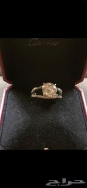 فص الماس 4قيراط ونصف