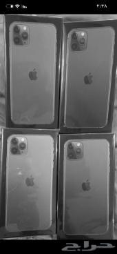 ايفون 11 برو ماكس شريحتين فعليه كميه محدودة