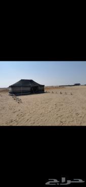 خيمة مخيم مقاس 8 في 5 للبيع