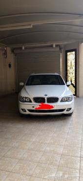 BMW 740li 2006