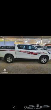 سياره هيلوكس دبل موديل 2016