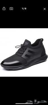 حذاء رجالى زيادة الطول 6 سم