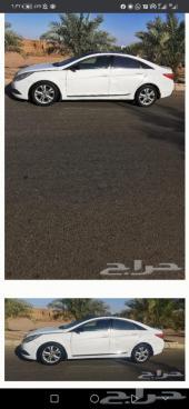 سوناتا 2013 نظيفه للبيع