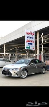 لكزس ES300 BH هايبرد 2021 سعودي (جارالله)