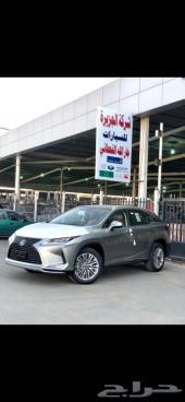 لكزس RX 350 BB 2021 سعودي بنزين بأقل الأسعار